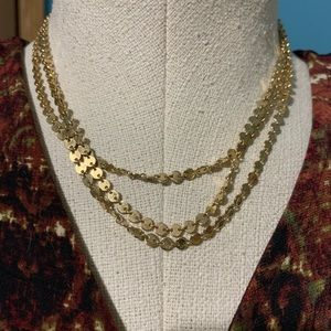 Vintage Gold-tone Necklace